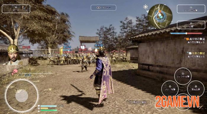 Dynasty Warriors 9 Mobile - Bom tấn hành động mobile chính thức kích nổ 3