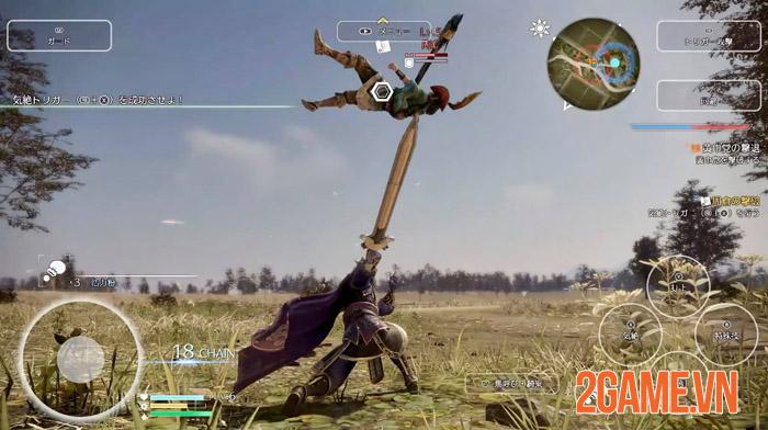 Dynasty Warriors 9 Mobile - Bom tấn hành động mobile chính thức kích nổ 2