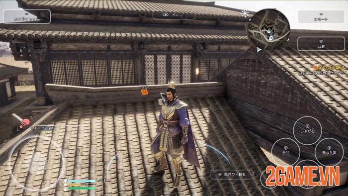 Dynasty Warriors 9 Mobile - Bom tấn hành động mobile chính thức kích nổ 1