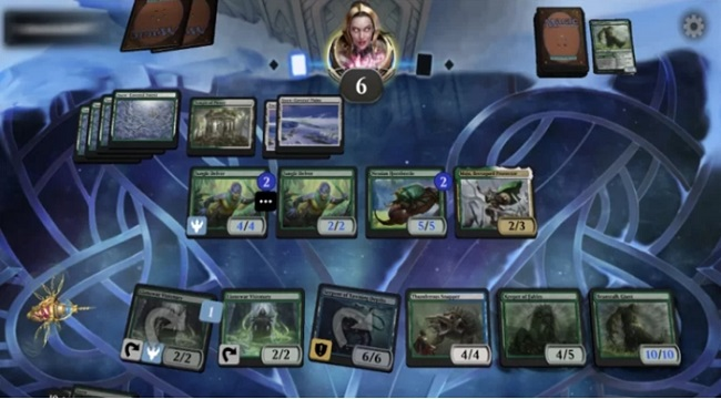 Trải nghiệm Magic the Gathering Arena – Các thẻ bài sống động đầy ma thuật