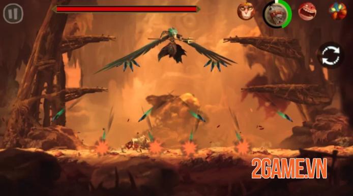 Trải nghiệm Unruly Heroes Mobile - Game hành động với các yếu tố kỳ ảo và cảm giác hài hước khó hiểu 4