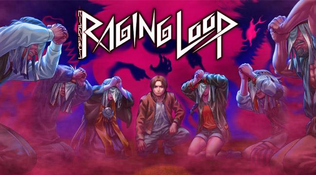 Raging Loop – Game Visual Novel chủ đề ma sói mở đăng ký trước