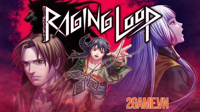 Raging Loop - Game Visual Novel chủ đề ma sói mở đăng ký trước 2