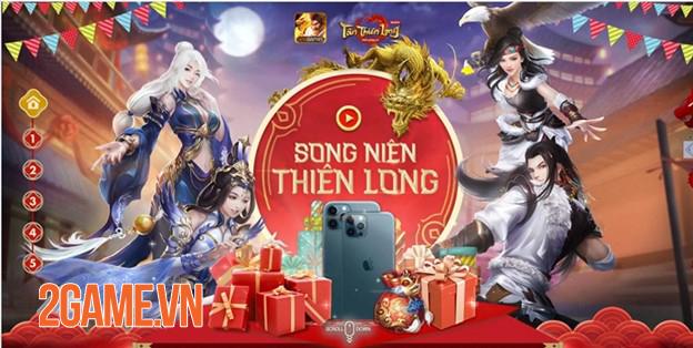 Tân Thiên Long Mobile VNG thả thính môn phái thứ 14 0