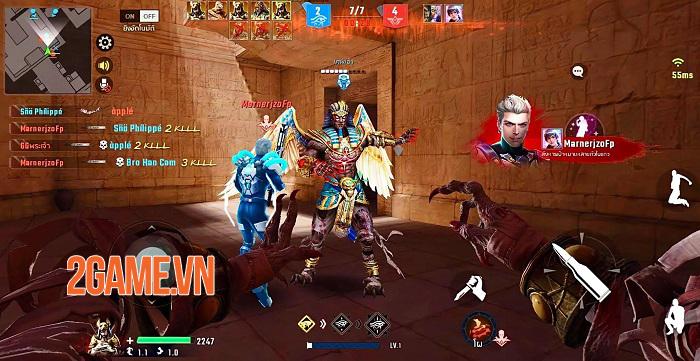 Bullet Angel - Game mobile FPS hiện đại và phong cách của Xshot 0