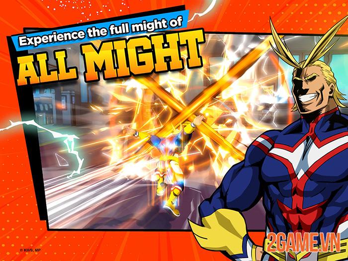 My Hero Academia: The Strongest Hero - Hành trình từ zero to hero 1