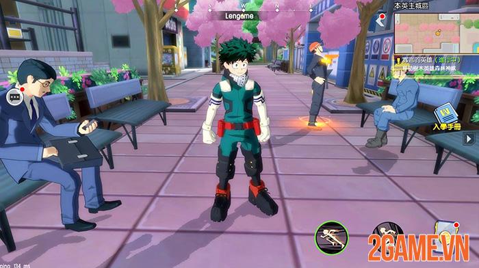 My Hero Academia: The Strongest Hero - Hành trình từ zero to hero 0