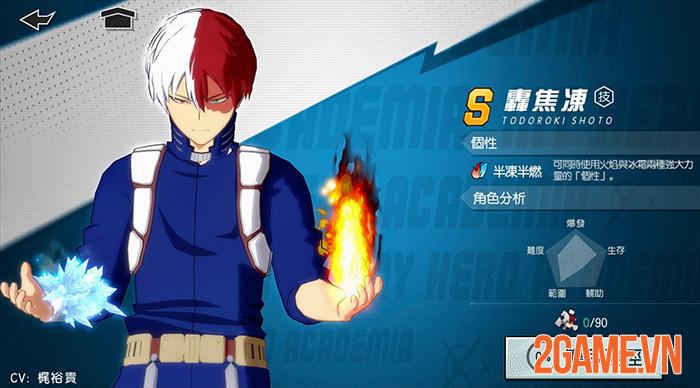 My Hero Academia: The Strongest Hero - Hành trình từ zero to hero 3