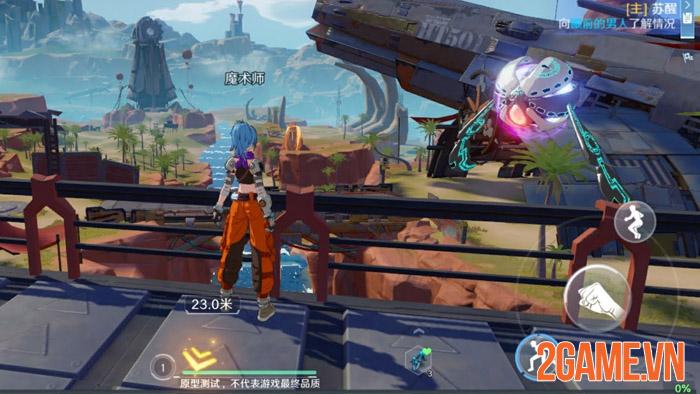 Tower of Fantasy - Game mobile hoành tráng nhất của Perfect World 1