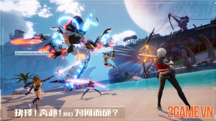 Tower of Fantasy - Game mobile hoành tráng nhất của Perfect World 2