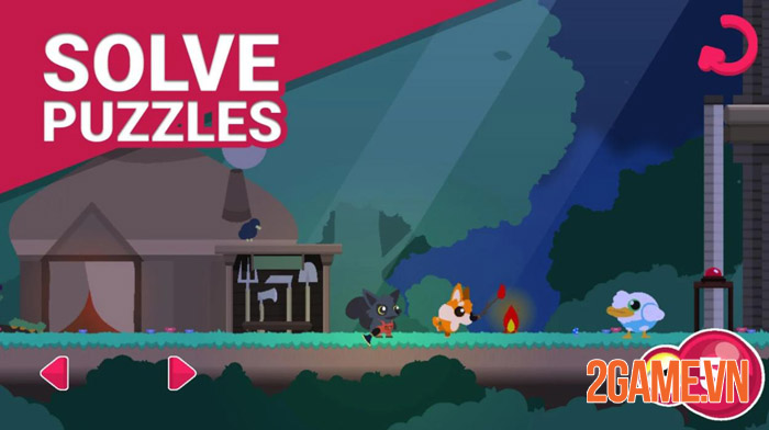 Sixit - Game mobile giải đố gần gũi thiên nhiên với 6 sắc thái riêng 2