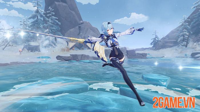 Genshin Impact - Tất tần tật về Eula Kỵ Sỹ Sóng Nước ở phiên bản 1.5 2