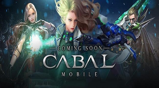 Asiasoft và ESTgames Corp hợp tác phát hành Cabal Mobile tại Philippines và Việt Nam