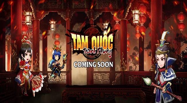 Tam Quốc Tranh Phong myG – Game thẻ tướng với tính năng PVP độc đáo sắp ra mắt