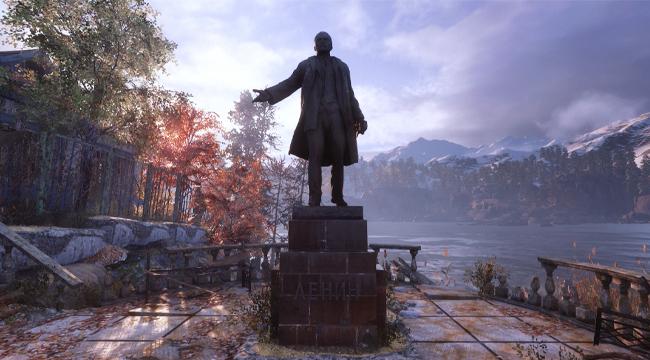 Bạn có biết? Lenin đã thay đổi thế giới game với sự hiện diện của mình