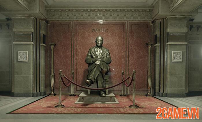 Bạn có biết? Lenin đã thay đổi thế giới game với sự hiện diện của mình 2