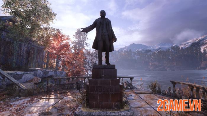 Bạn có biết? Lenin đã thay đổi thế giới game với sự hiện diện của mình 3