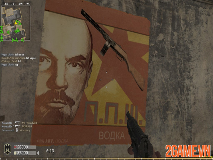 Bạn có biết? Lenin đã thay đổi thế giới game với sự hiện diện của mình 1