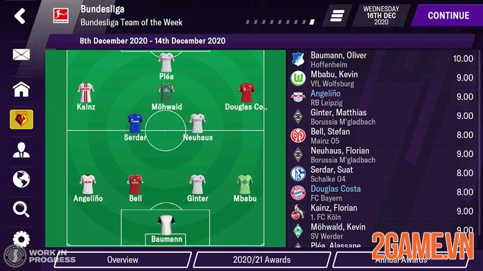Super League sẽ thú vị ra sao với game thủ Football Manager Mobile 2