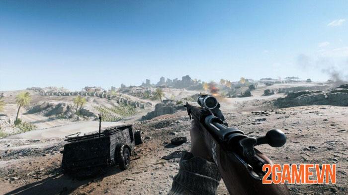 Battlefield Mobile - Game bắn súng cực kỳ nổi tiếng dự kiến ra mắt năm 2022 2