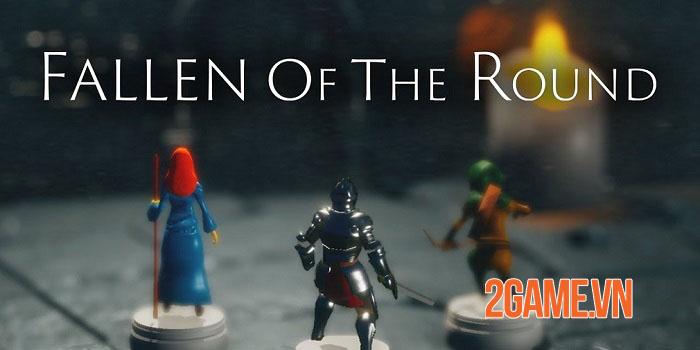 Fallen of the Round - Game roguelike phiêu lưu dungeon dưới dạng thu nhỏ sống động 0