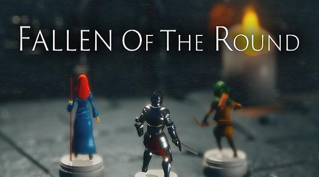 Fallen of the Round – Game roguelike phiêu lưu dungeon dưới dạng thu nhỏ sống động