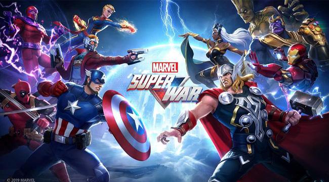MARVEL Super War liệu có ra mắt Captain America mới John Walker