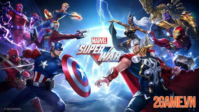 MARVEL Super War liệu có ra mắt Captain America mới John Walker 4