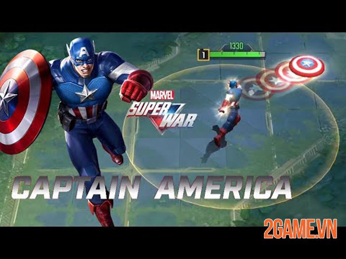 MARVEL Super War liệu có ra mắt Captain America mới John Walker 1