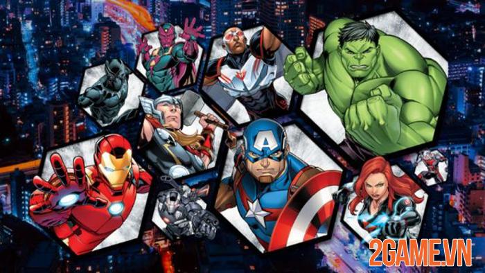 MARVEL Super War liệu có ra mắt Captain America mới John Walker 3