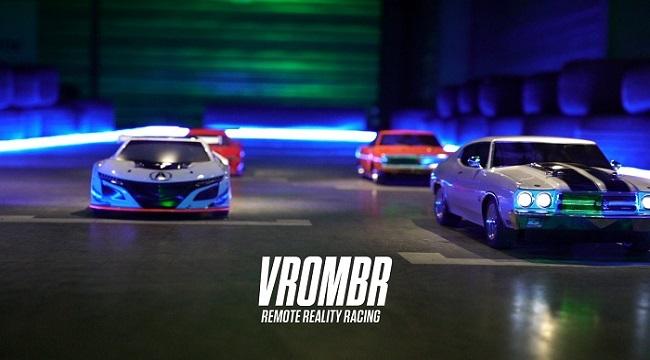 Vrombr – Game mobile đua xe thực tế điều khiển từ xa độc nhất