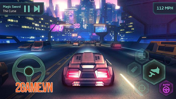 Cảm nhận Cyberika - Game MMORPG phiêu lưu hành động phong cách cyberpunk 3