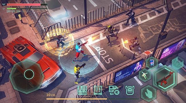 Cảm nhận Cyberika – Game MMORPG phiêu lưu hành động phong cách cyberpunk
