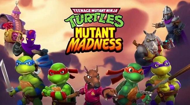 Trải nghiệm TMNT: Mutant Madness – Sự phát triển đúng hướng thỏa đam mê của fan