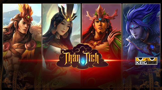 Thần Tích Mobile – Tựa game nhà làm tự hào bản sắc dân tộc Việt Nam