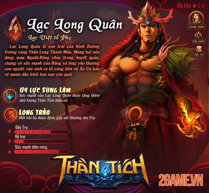 Thần Tích - Tựa game nhà làm tự hào bản sắc dân tộc Việt Nam 2