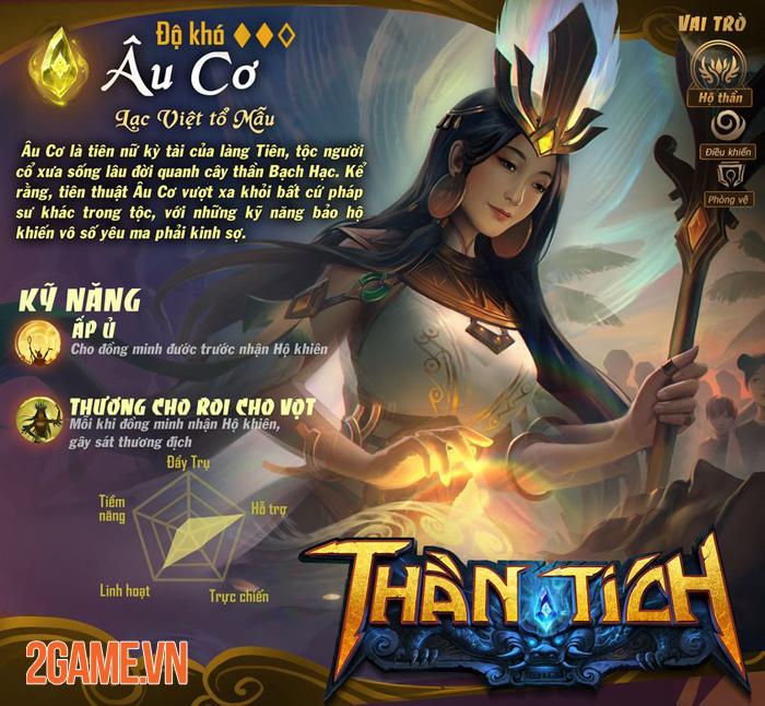 Thần Tích - Tựa game nhà làm tự hào bản sắc dân tộc Việt Nam 3