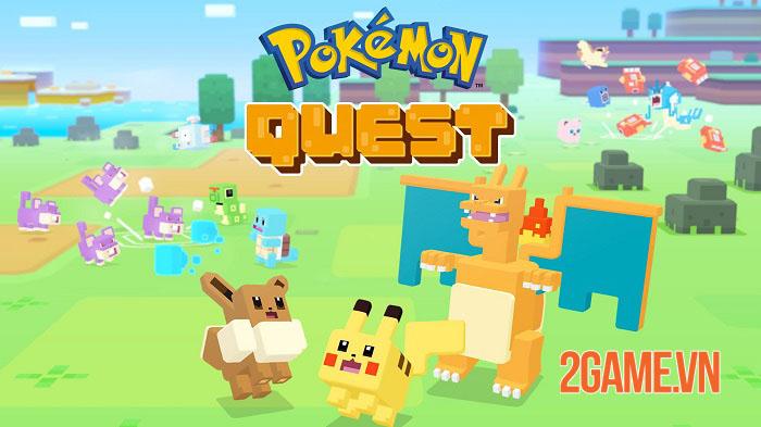 Top 8 game Pokemon hay nhất dành cho các thiết bị di động 5