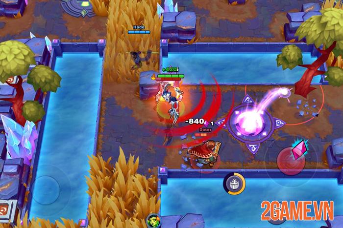 Frayhem - Game Moba 3 vs 3 mới lạ với lối chơi mang tính giải trí cao 4