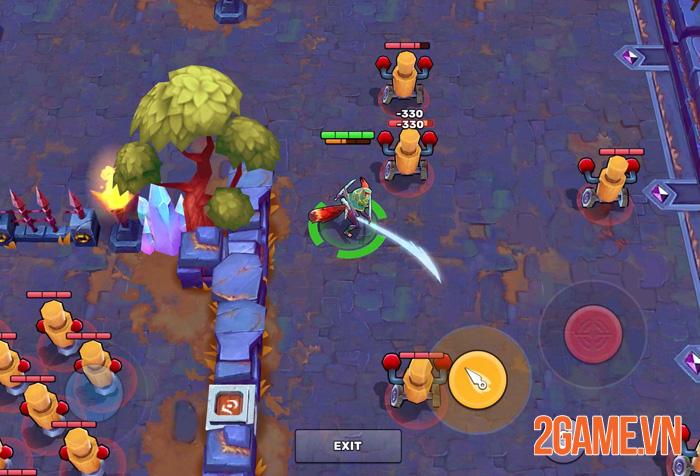 Frayhem - Game Moba 3 vs 3 mới lạ với lối chơi mang tính giải trí cao 0