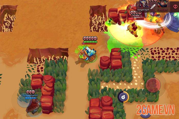 Frayhem - Game Moba 3 vs 3 mới lạ với lối chơi mang tính giải trí cao 5