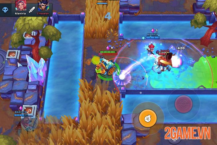 Frayhem - Game Moba 3 vs 3 mới lạ với lối chơi mang tính giải trí cao 6
