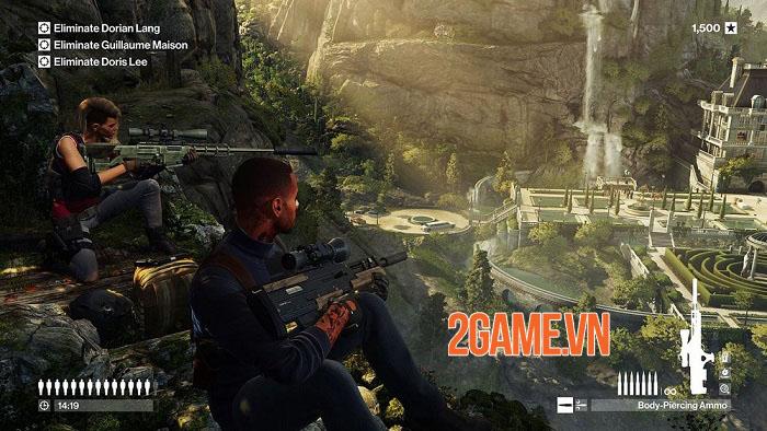 Khám phá tất tần tật mọi thứ về game bắn súng Hitman Sniper Assassins 4
