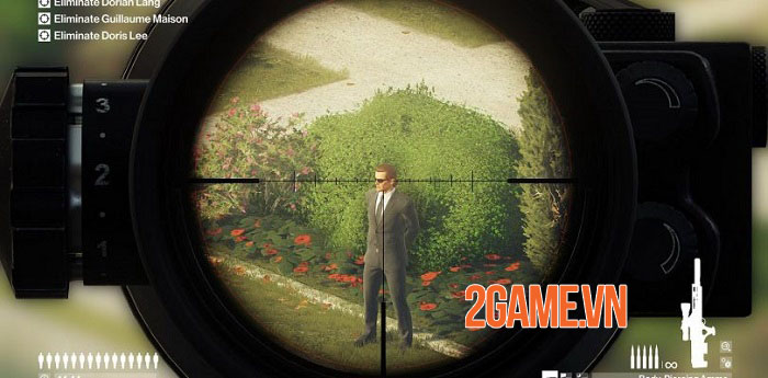 Khám phá tất tần tật mọi thứ về game bắn súng Hitman Sniper Assassins 0