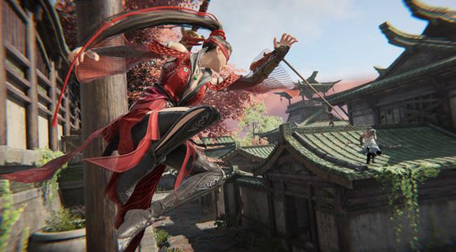 Naraka: Bladepoint – Đổi gió cực mạnh với game kiếm hiệp sinh tồn