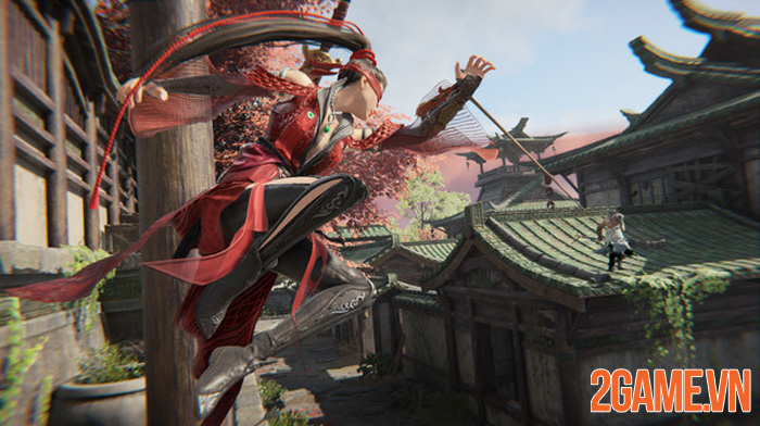 Naraka: Bladepoint - Đổi gió cực mạnh với game kiếm hiệp sinh tồn 3