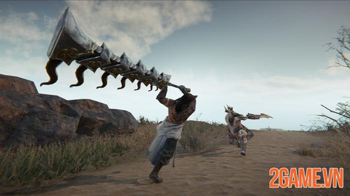Naraka: Bladepoint - Đổi gió cực mạnh với game kiếm hiệp sinh tồn 1