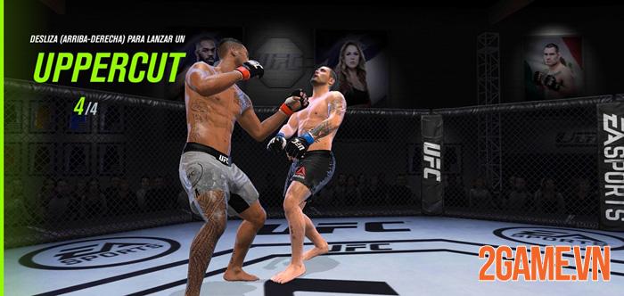 UFC Mobile 2 - Trải nghiệm môn thể thao đối kháng thực tế tàn bạo nhất 2