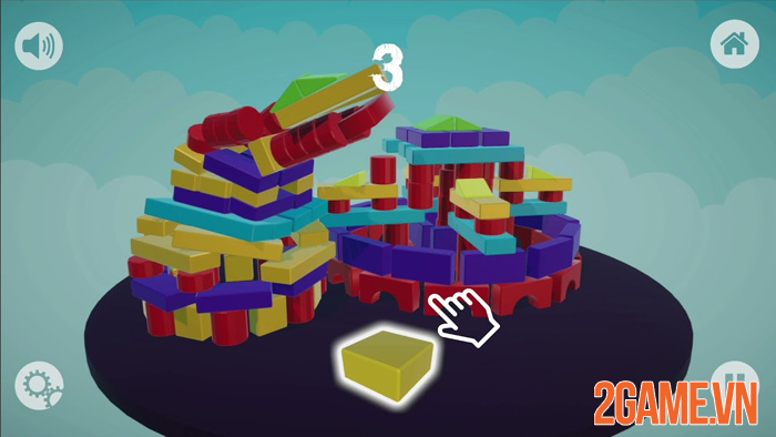 Unbuild - Đơn giản nhưng lại vô cùng hấp dẫn đối với game thủ nhí 0