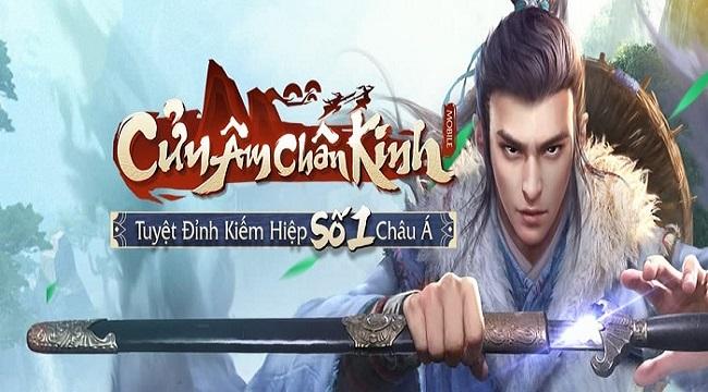 GOSU sẽ độc quyền phát hành Cửu Âm Chân Kinh Mobile tại Việt Nam